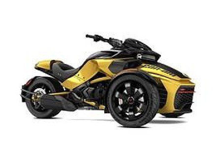 2017 Can-Am Spyder F3 for sale 200625117